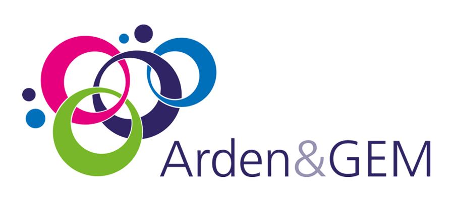 Arden & GEM logo